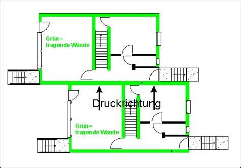 Woran Erkennt Tragende Wände by Bau De Forum Modernisierung Sanierung Bausch 228 Den