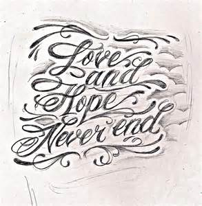Best Tattoo Lettering Fonts