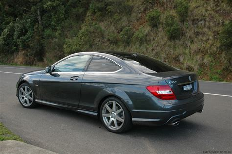 Mercedes C Class Coupe Photo by Mercedes C Class Coupe Review Photos Caradvice