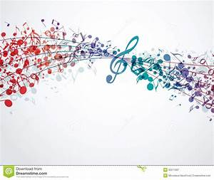 19 Music Note Vector Backgrounds Images - Music Notes ...