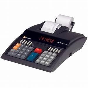 adler royal 1235pd carat desktop printing calculator With printing calculator with letters