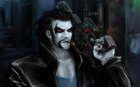 Injustice Gods Among Us, Lobo, Video Games, Fantasy Art