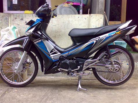 Modifikasi Supra X by Modifikasi Supra 125 Modifikasi Motor Supra X 125