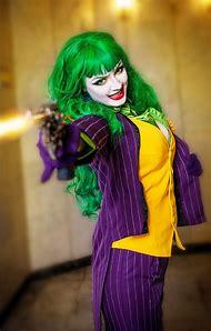 Female Joker Cosplay