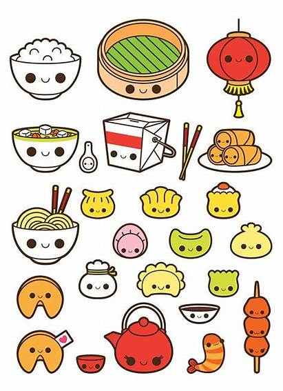 Kawaii Drawings Chinese Clipart Drawing Clip Soup