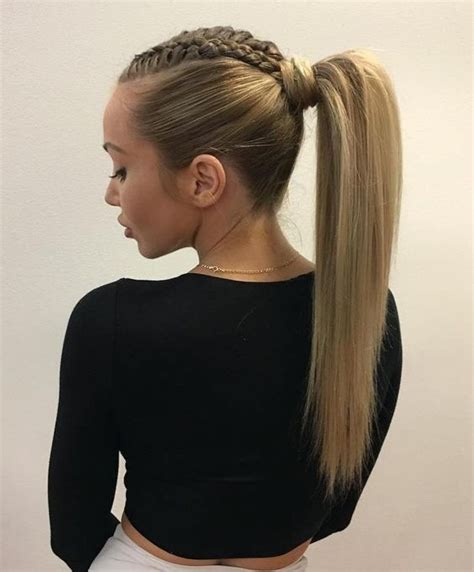 Summer Ponytail Hairstyles by Summer Hairstyles 2019 New And Gorgeous Summer Hair Trends