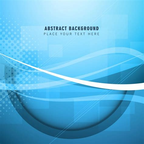 20 abstract blue wavy backgrounds for you free abstract blue wavy background vector free
