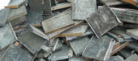 dirty brass radiator current scrap prices