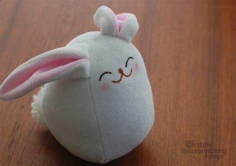 hoppity stuffed bunny pattern allfreesewingcom