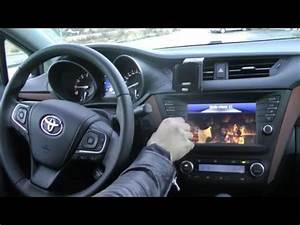 Toyota Touch And Go 2 : toyota touch 2 interface youtube ~ Gottalentnigeria.com Avis de Voitures