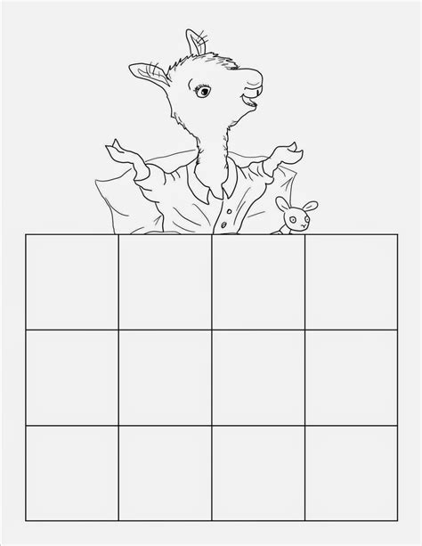 The Gallery For Pajama Day Coloring Page