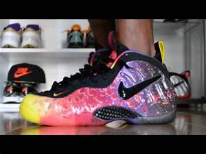 "Nike Foamposite Pro ""Asteroid"" (On Feet) + How To A Free ..."