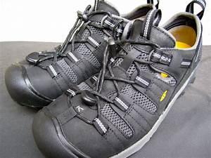 Keen Atlanta Footwear - Steel Toe Sandals for Warm Weather