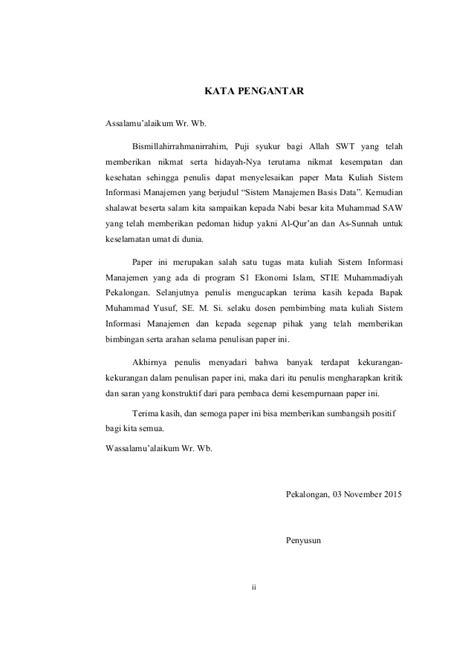 makalah manajemen proyek sistem informasi makalah