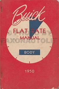 1950 Buick Repair Shop Manual  U0026 Parts Book On Cd For Super Special Roadmaster