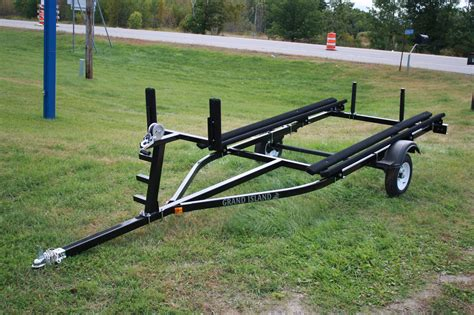 Boat Trailer Axle Lift by 15ft Single Axle Bunk Trailer T M Marine