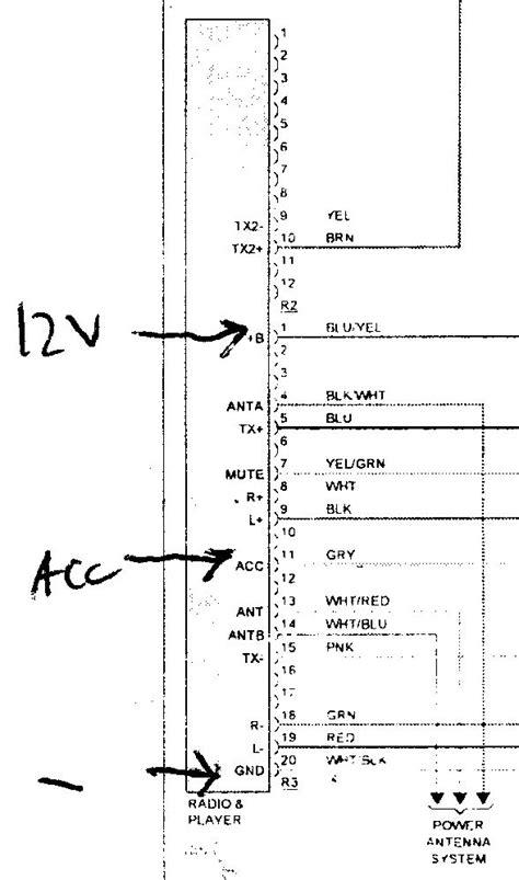 Radio Circuits Mark Levinson Wiring