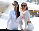 Adriana Lima and Carmen Jorda on a Yacht in Monte Carlo 05 ...