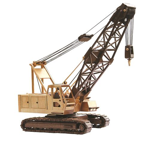 lattice boom crane woodworking equipment