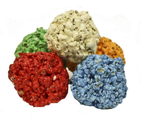 colored popcorn balls forty eighteen favorite popcorn balls forty eighteen