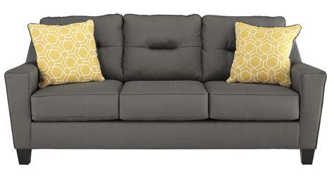 gray sofa sleeper buy forsan nuvella gray sofa sleeper by benchcraft from www mmfurniture sku 6690239