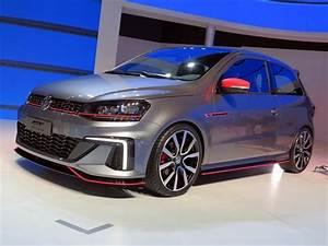 Volkswagen Gol Gt Concept  Un Mini Gti