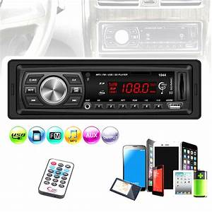 Usb Radio Auto : new auto car audio in dash stereo radio player mp3 usb sd ~ Kayakingforconservation.com Haus und Dekorationen