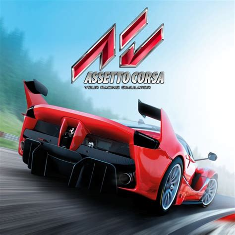 Assetto Corsa 2016 Playstation 4 Box Cover Mobygames