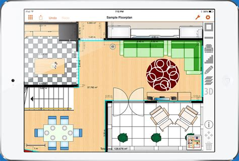 floorplans green tea software