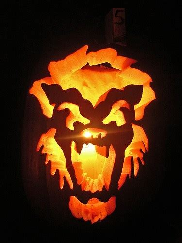 werewolf pumpkin designs werewolf news