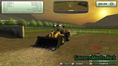 wheel loader   gamesmodsnet fs cnc