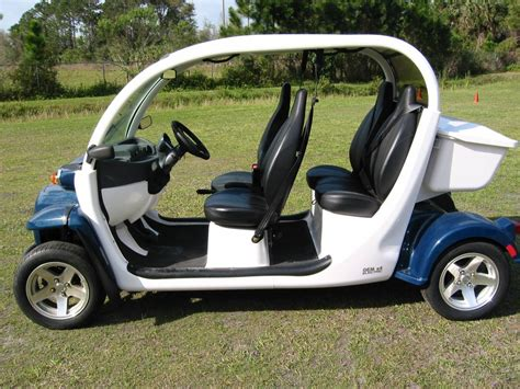 Gem Electric Car by Gulf Atlantic Vehicles And Gem Cars Gulf Atlantic Vehicles