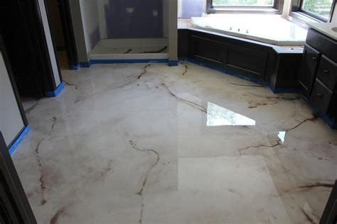 Liquid Marble   Epoxy Coat Texas   Houston Epoxy Flooring