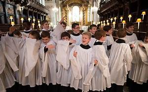 Let the trebles sing: why cathedral choirs should be all-male