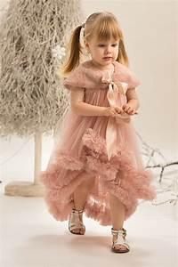 pink chantilly baby fur coat