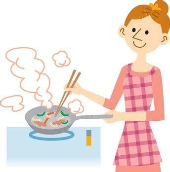 le de cuisine qui fait tout au fait à la maison on mange de la cuisine maison l