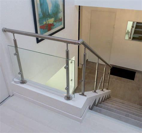 garde corps sur escalier b 233 ton de type tout inox et verre escalier b 233 ton ou habillage d