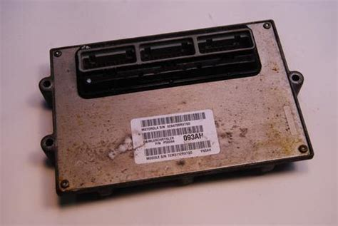 Epartsland Jeep Wrangler Engine Ecu Ecm