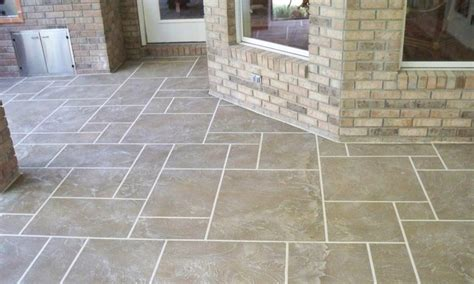 jacksonville decorative concrete resurfacing