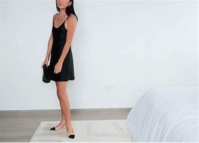 Chanel Slip Outfit Perla Slingbacks Summer Daily