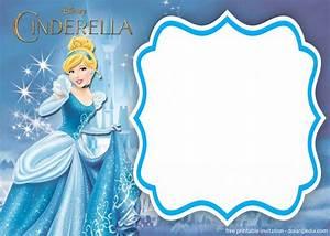 Create A Birthday Invitation For Free Free Printable Cinderella Royal Invitation Templates