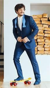 Costume Bleu Marine Homme : costume mi saison bleu marine motifs caviar the nines ~ Melissatoandfro.com Idées de Décoration