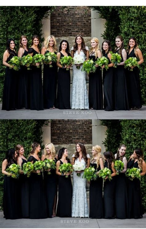 1000+ Ideas About Large Bridal Parties On Pinterest