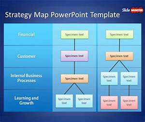 free strategy map powerpoint template is a business ppt With strategy document template powerpoint