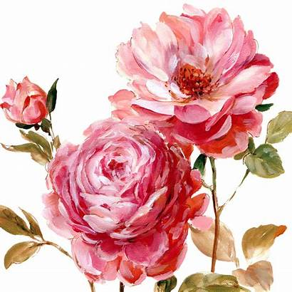 Flower Lisa Painting Painted Audit Paintings Botanical