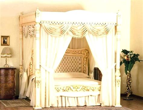 Sheer Canopy Curtains Drapes For Canopy Bed Attractive