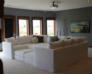 basement movie room couch movie room pinterest With basement sofa bed