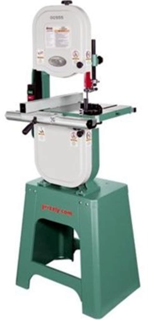 grizzly bandsaw reviews  woodworking bandsaws