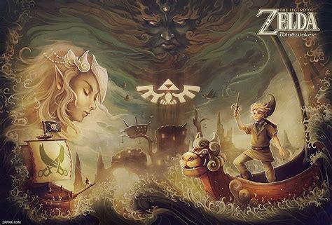 legend of zelda fan games the legend of zelda the wind waker wallpaper and