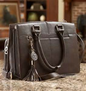 Leather Concealed Carry Purses